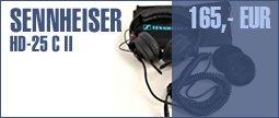 Sennheiser HD-25 C II