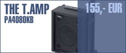the t.amp PA 4080 KB