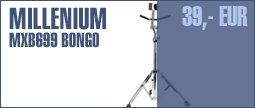 Millenium MXB699 Bongo Stand