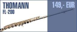 Thomann FL-200 Flute