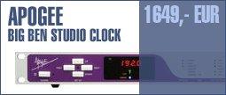Apogee Big Ben Studio Clock