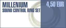 Millenium Sound Control Ring Set Std
