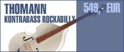 Thomann Rockabilly WHE 3/4 Double Bass
