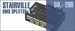 Stairville DMX Splitter 4
