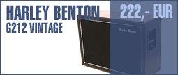 Harley Benton G212 Vintage