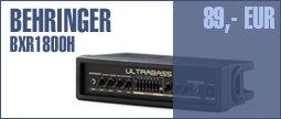 Behringer BXR1800H