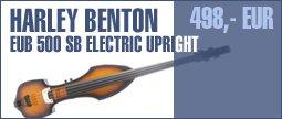 Harley Benton EUB 500 SB Electric Upright