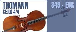Thomann Classic Celloset 4/4