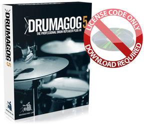 Drumagog 5 Platinum WaveMachine Labs