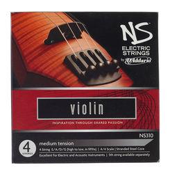 NS310 medium Electric Violin Daddario