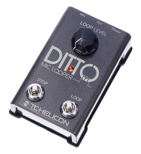 Ditto Mic Looper TC-Helicon