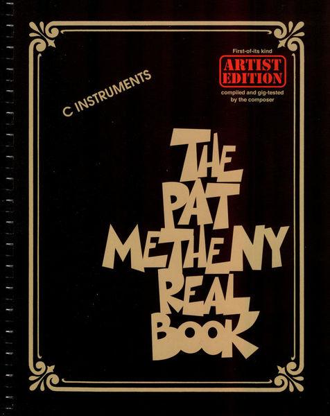 The Pat Metheny Real Book C Hal Leonard
