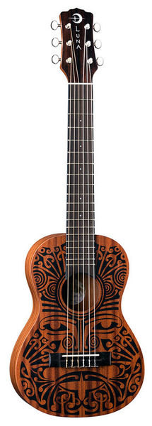 Uke Tribal 6-String Luna Guitars