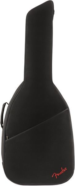 FA405 Gig Bag DreadnoughtBlack Fender