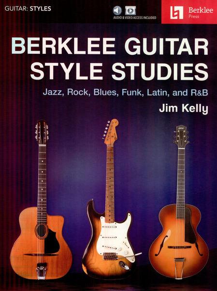 Berklee Guitar Style Studies Berklee Press