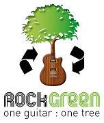 Rock green