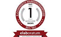 E-Commerce Markenchampion 2014/15