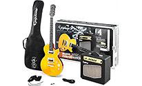 Iniciación con Slash-Factor: ¡Packs de guitarra Epiphone!