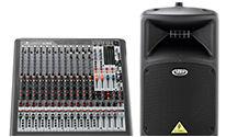 Un numero maggiore di canali, una qualità del suono migliore, un prezzo più conveniente: l'incredibile offerta Behringer