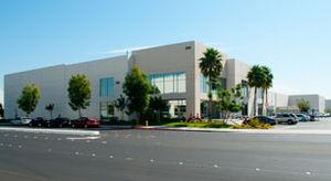 sede em Los Angeles