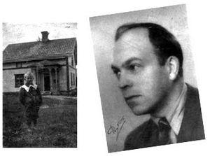 Założyciel firmy Albin Hagstrom