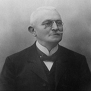 founder Anton Hannabach