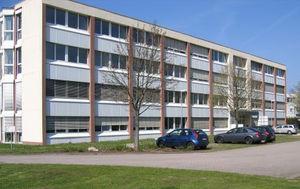 Firmensitz in Ettlingen