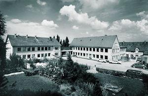 Firmensitz in Bubenreuth