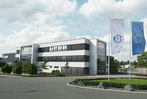 Sede dell'azienda in Neu-Anspach