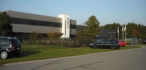head office in Kerkrade