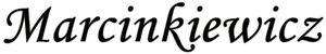 Marcinkiewicz Logotipo