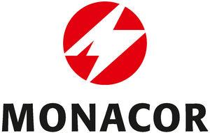 Monacor logotipo