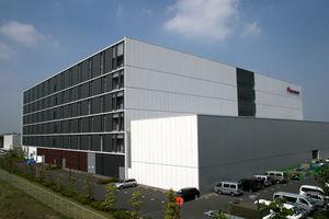 Firmensitz in Kawasaki