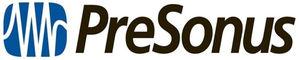 Presonus company logo