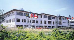 hoofdkantoor in Straubenhardt