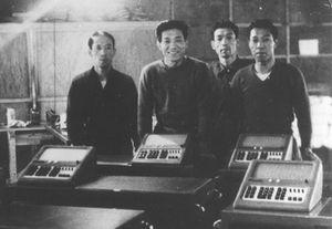 Założyciel firmy Tadao Kashio
