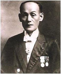 Gründer Torakusu Yamaha