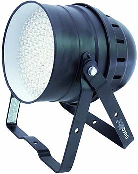 Eurolite LED PAR64 Floorspot RGB Black