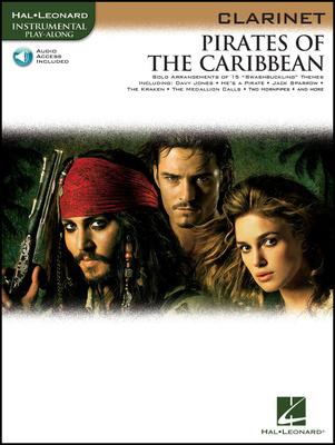 Music Sales Fluch Der Karibik für Klarinette