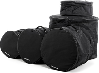 Millenium Classic Drum Bag Set Fusion