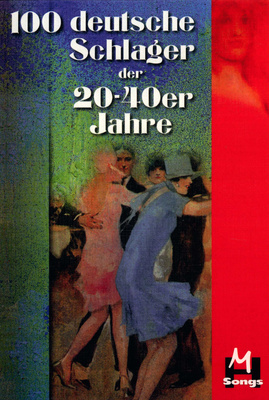Hildner Musikverlag 140 Deutsche Schlager 20-40er