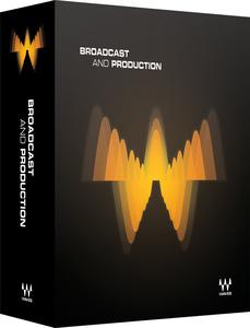 Waves Broadcast & Production Bundle