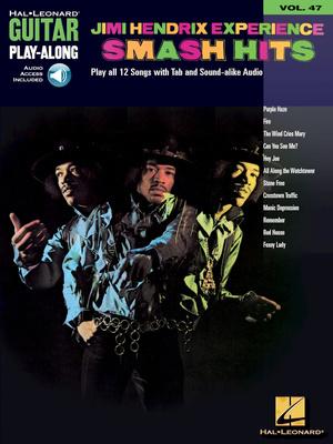 Hal Leonard Guitar Play-Along Jimi Hendrix