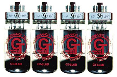 Groove Tubes 6L6R Quartett High