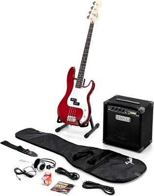 Fender Squier Affinity P-Bass Set MR