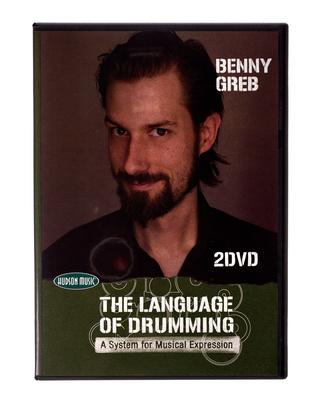 Hudson Music Benny Greb The Language DVD E