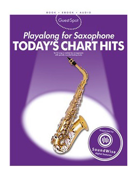 Wise Publications Today's Chart Hits A-Sax