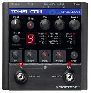 TC-Helicon VoiceTone Create XT