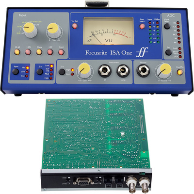 Focusrite ISA One Analog + A/D Card