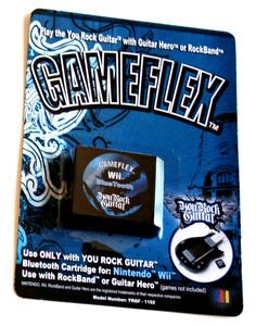 You Rock Guitar YRGF-1102 Cartridge Wii